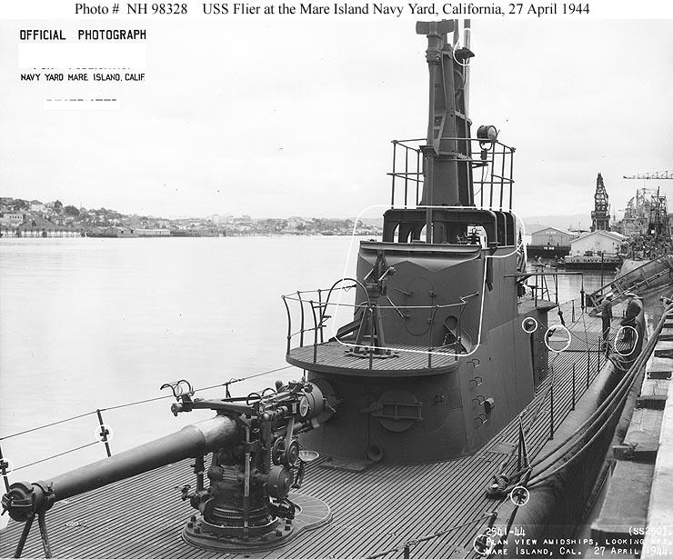 USS Flier SS-250