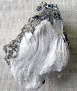 Fiberous Asbestos