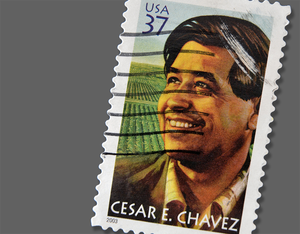 Cesar Chavez Day - The Commonwealth Not Helping the Common People